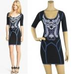 HV136 / Preorder Herve Leger Dress Style พรีออเดอร์เดรสไตล์ Hervr Leger