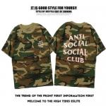 เสื้อยืด Anti Socail Socail Club Camo -ระบุไซต์-