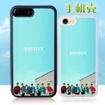 เคสโทรศัพท์ MONSTA X SHINE FOREVER -ระบุสี/รุ่น-
