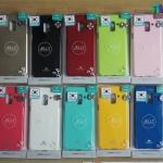 Samsung A8 Plus 2018 - เคส TPU Mercury Jelly Case (GOOSPERY) แท้