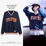 เสื้อแขนยาว STARTER Sty.Jungkook -ระบุไซต์-