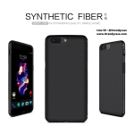 OnePlus 5 - เคสเคฟล่า Nillkin Synthetic fiber แท้