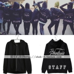 Jacket Hoodie Girl's Generation Phantasia STAFF -ระบุสี/ไซต์-