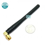 เสาอากาศ SMA Male Straight GSM GPRS 433MHZ 3dbi 18.5cm Antenna หัวต่อแบบตัวผู้