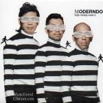 CD,ModernDog - POD•PONG•MAY-T