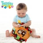 ลูกบอลผ้า จากแบรนด์ Taggies