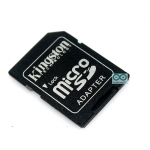 Adapter SD Card Kingston Microsd TF transfer SD card adapter หัวแปลง Micro SD card เป็นแบบ SD card