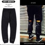 กางเกงขายาว OFF-WHITE C/O 16ss -ระบุไซต์-