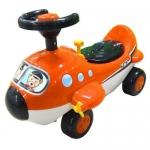 รถขาไถเครื่องบิน สีส้ม