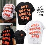 เสื้อยืด Anti Social Social Club Logo 18ss -ระบุสี/ไซต์-