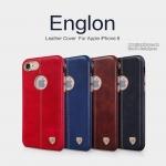 iPhone 8 - เคสหลัง หนัง Nillkin Englon Leather Case แท้