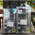 iPhone 8 Plus / 7 Plus - เคสใส TPU Clear Mercury Jelly Case แท้