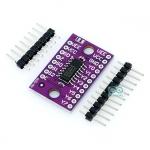 Multiplexer Breakout - 8 Channel 74HC4051 บอร์ดสวิตช์ Multiplexer / ขยายขา GPIO 8 ช่อง