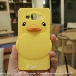 Samsung Galaxy A5 - เคสเป็ด B.Duck ปากยื่น