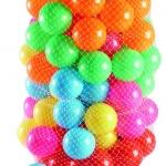ลูกบอลสี ขนาด 2.8 นิ้ว บรรจุ 100 ลูก