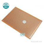PCB แผ่นปริ๊นอเนกประสงค์ ไข่ปลา Prototype PCB Board 12x18 cm