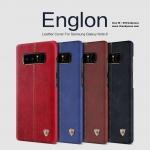 Samsung Note8 - เคสหลัง หนัง Nillkin Englon Leather Case แท้