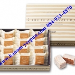 Royce Chocolate Wafers [Tiramisu Cream] 12 ชิ้น