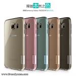 Samsung Galaxy S6 - เคสใส Nillkin Nature TPU CASE สุดบาง แท้