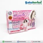 โดนัท มิราเคิล เพอร์เฟคต้า สลิม miracle perfecta srim SALE 60-80% ฟรีของแถมทุกรายการ