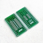 TSSOP28 SSOP28 MSOP28 SOP28 TURN DIP28 28pin IC adapter Socket / Adapter plate PCB Suitable for Ia socket