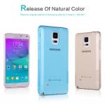 Samsung Galaxy Note4 - เคสใส Nillkin Nature TPU CASE สุดบาง แท้