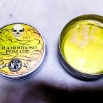Glamouroso Pomade (Water Based) กลิ่น Verbena (พืชตระกูลมะนาว) ขนาด 4 oz.