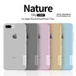 iPhone 8 Plus - เคสใส Nillkin Nature TPU CASE สุดบาง แท้