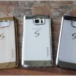 Samsung Galaxy Note5 - เคสเมทัลลิก TPU motomo