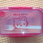 กล่องข้าว Hello Kitty( ขนาดเล็ก)