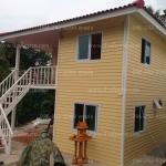 บ้านขนาด 7*6 เมตร 4ห้องนอน 2ห้องน้ำ 1ห้องรับเเขก 1ห้องครัว690,000