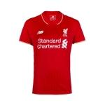 เสื้อบอลผู้หญิงทีมเหย้า Liverpool 2015 - 2016