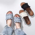 Korea style รองเท้าแตะน่ารักแบบเกาหลี | พร้อมส่ง