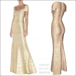 HV0947 / Preorder Herve Leger Dress Style พรีออเดอร์เดรสไตล์ Hervr Leger เดรสผ้ายืด ใส่สวยเน้นรูปร่าง แบบเก๋ทันสมัย สไตล์ดาราและเซเลบกำลัง HOT HIT