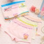 กางเกงในเด็ก 6100 คละสี แพ็ค 24 ตัว ไซส์ L อายุ 5-6 ปี