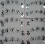 HX-10# ขนตาล่าง เอ็นใส (ขายปลีก) เเพ็คละ 10 คู่