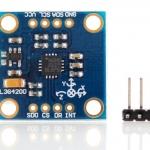 GY-50 L3G4200D axis digital gyroscope sensor module angular velocity module