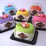 ของชำร่วย Cupcake ผ้าขนหนู CA009