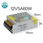สวิทชิ่งเพาเวอร์ซัพพลาย Switching Power supply แหล่งจ่ายไฟ 12V 5A