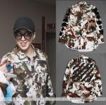 เสื้อเชิ้ต OFF-WHITE 16ss Camonflage Sty.WINNER -ระบุไซต์-