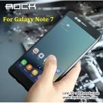 Samsung Galaxy Note7 - ROCK DR.V เคสฝาพับ สไลด์รับสายได้ แท้