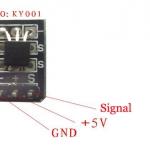 Temperature Sensor Module DS18B20