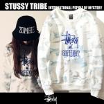 เสื้อแขนยาว STUSSY TRIBE -ระบุไซต์-