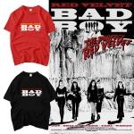 เสื้อยืด Red Velvet BAD BOY -ระบุสี/ไซต์-