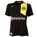 เสื้อทีมเยือน Dortmund 2012 -2013