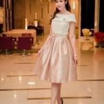 *** Size XL,2XL *** (Set เสื้อ + กระโปรง) ชุดไปงานแต่งงาน ชุดไปงานแต่งสีทอง กระโปรงออกงาน กระโปรงไปงานแต่งงาน กระโปรงวนิดา กระโปรง Vintage กระโปรงผ้าไหม ตัวนี้ดูหราหรามากๆ Mix & Match กับเสื้อได้หลาย Style ใส่ได้ทุกโอกาส สวยน่ารักมากๆๆ คะ