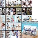 LOMO BOX EXO Dear Happiness A (30pc)
