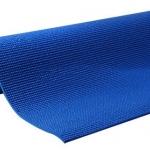 เสื่อโยคะ ขนาด 8 มิลลิเมตร สีน้ำเงิน แถม สายรัด และ กระเป๋า