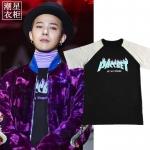 เสื้อยืด THRASHER BLUE Sty.G-Dragon -ระบุสี/ไซต์-