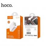 HOCO C14A หัวชาร์จ Three Port USB Charger ชาร์จไว 3.4A งานดี แท้